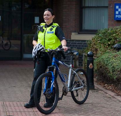 Female Special Constable